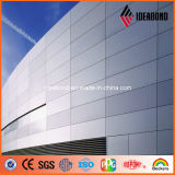 Высок-прочность Outside ACP Wall Panel Ideabond 4mm Polyethylene