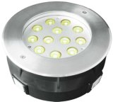 Edelstahl 36W Underwater LED Swimming Pool Light (JP948122)