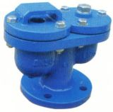 Duktiles Eisen-automatisches Flansch-Enden-Luftventil