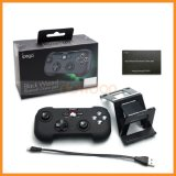 Android IosのパソコンのIntelligent TVのためのIpegaのページ9058 Black Mini WirelessマルチMedia Bluetooth Game Controller