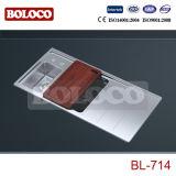 Dissipador do aço inoxidável (BL-714L/R)
