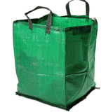 Sacco tessuto pp dei rifiuti grande
