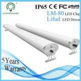 Indicatore luminoso della Tri-Prova di prezzi di fabbrica 40W 1200mm LED per illuminazione esterna