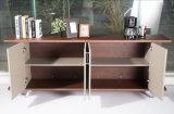 Biblioteca moderna da alta qualidade PVC/MDF (C18)