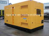 250kVA Soundproof Diesel Generator Set Powered Чумминс Енгине