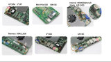 12V Motherboard Dubbele 1000m van de firewall LAN en Mpcie (D2550)