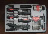 Precio barato, sistema de herramienta de mano del mecánico 99PC con las herramientas de la combinación
