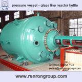 Сосуд под давлением - стеклянная линия чайник R-13 реактора