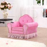 Custom Princess Velvet Lounge Sofa