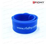 Wristband di frequenza ultraelevata RFID di HF di Lf di prezzi di fabbrica
