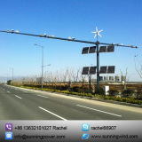 Sistema ibrido di energia solare dei 2016 venti per il video