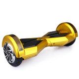 Fábrica de equilibrio de la rueda de la vespa dos del Ce de RoHS de la FCC de la certificación 36V del Li-León del uno mismo impermeable de la batería