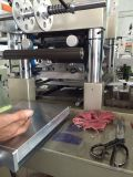 Étiquette adhésive, bande de mousse, machine de découpage de poinçon de estampage chaude