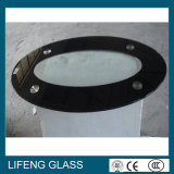 Seta-Screen Printing Glass di 4-12mm Customized Pattern