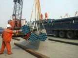 Usine Price Welded Steel Pipe pour Building Materials