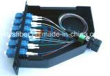 Vassoio ottico Moudle della fibra di Lgx MPO/MTP