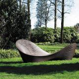 현대 디자인 가구 정원 가구 정원 어리석음 벤치
