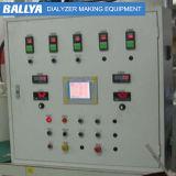 Chaîne de production complètement automatique pour la mise en pot se réunissante d'emballage de stérilisation de Dialyzers
