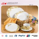 Keramische Tafelgeschirr-Abendessen-Sets (JSD116-R013)