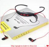 Auriculares audios sin hilos estéreos del deporte del Mic de la prueba del sudor de Bluetooth
