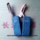 Spazzola di carbone della grafite del fornitore per esempio 571/per esempio 251/per esempio 236 s/PER ESEMPIO 332