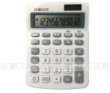 10의 손가락 Dual Power Optional 일본 영국 Tax Desktop Calculator (LC213T-JP)