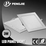 3Wセリウム(正方形)との屋内のための白いLEDの天井灯のパネル