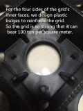 플라스틱 격자 또는 플라스틱 Geogrid 또는 플라스틱 자갈 격자 (제조자)는 Over100tons를 보전될 수 있다