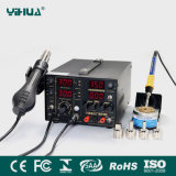 Yihua 853D 5A 3 in 1 Solderende Post