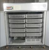 Venta caliente de Hhd que sostiene 2000 huevos automáticos llenos de los huevos que traman el Ce de la incubadora de la máquina/del huevo aprobado