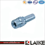 NPT Male Hydraulics Nipple Fitting de High Pressure 15611