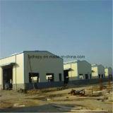 Almacén prefabricado prefabricado/taller del marco de acero