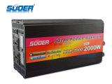 Inversor de la potencia de Suoer 2000W 24V con el cargador (HAD-2000D)