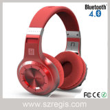 Auscultadores sem fio Handsfree dos auriculares do GH Bluetooth V4.1 do estéreo de Bluedio