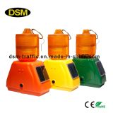 Lumière d'avertissement solaire pour le trafic (DSM-14T)