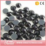 MassenverkaufenDMC Qualitätsrhinestone-heiße Verlegenheit bördelt Kristall