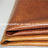 ソファーおよび家具(DS-B846)のための普及した装飾的な革