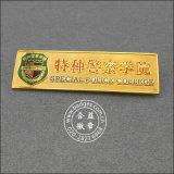 Pin nommé de revers, insigne d'organisation fait sur commande (GZHY-LP-028)