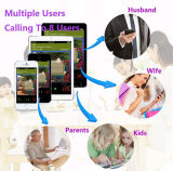 Motion Detection及びUnlocking Function Support ISO Androidの熱いWireless WiFi Video Door Phone Intercom Doorbell