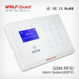 433MHz radio permutabile multilingue GSM Security  Intruderalarm  Sistema, IOS Android APP di telecomando
