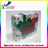 Коробка подарка цены по прейскуранту завода-изготовителя складывая бумажная для косметики