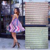 Laço elástico da tela do Crochet do laço dos acessórios do vestuário