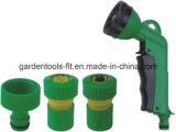Пушка брызга воды сопла брызга полива спринклера ручного резца сада