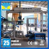 機械装置を押す自動建設用機器のコンクリートブロック