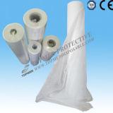 Rolo não tecido da folha de cama da examinação, rolo da folha de cama de Spunlace