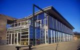 Parete divisoria di vetro di anti terremoto con la struttura d'acciaio
