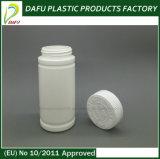 бутылка микстуры круглой формы PE 200ml пластичная