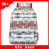 (KL1506) 2016 sacchetti popolari degli studenti di college dello zaino di svago