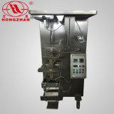 Máquina de relleno automática del lacre para la salsa de tomate del agua de la leche de la salsa de tomate con el PE y el bolso complejo de la película que lamina