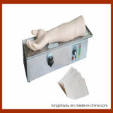 Treinamento giratório mecânico da injeção do braço da artéria